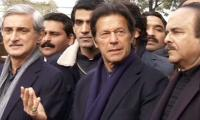 Imran Khan says PM lied in the parliament