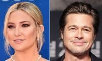 Is Brad Pitt dating Kate Hudson?