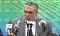 Ishaq Dar files petition against Imran Khan in SC