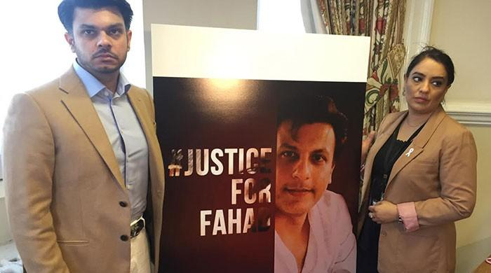 Naz Shah MP calls for justice in Fahad Malik's murder case