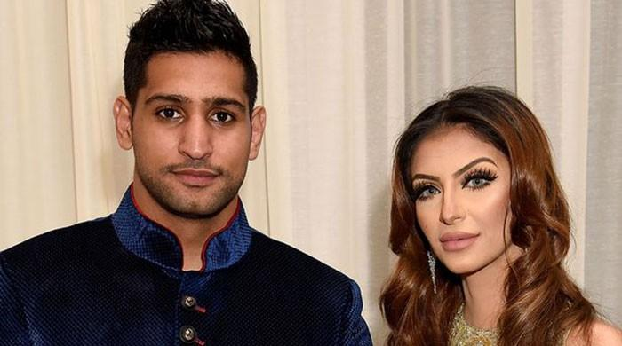 Boxer Amir Khan's wife disgusted at leaked video