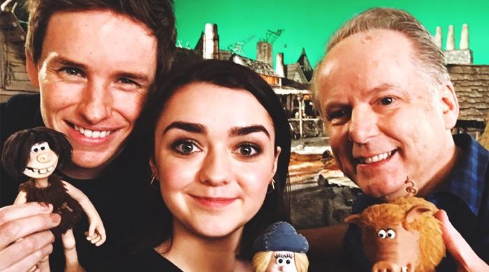 Maisie Williams lends voice to 'Early Man'