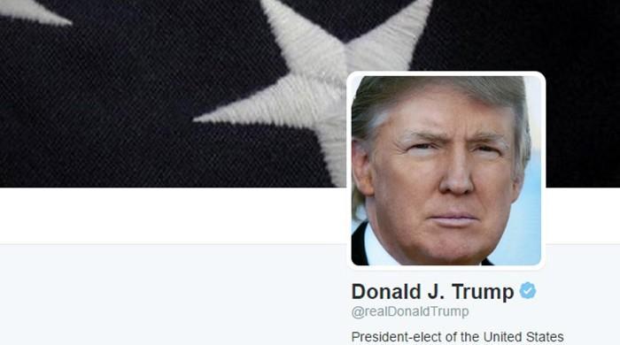 Trump: 'I don´t like tweeting'