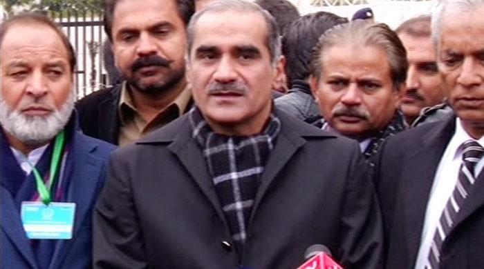 Rafique says Imran suffering from 'Nawaz-phobia'