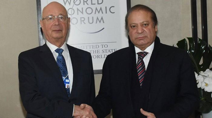 WEF Chairman praises Pakistan's economic progress