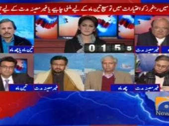 Imtiaz Alam offers analysis on extension of Sindh Rangers