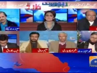 Shahzad Chaudhry offers analysis on extension of Sindh Rangers
