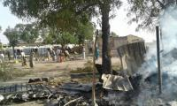 Nigerian air force kills 52 in strike on refugee camp: MSF