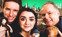 GoT star Maisie Williams lends voice to 'Early Man'