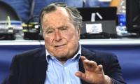Former President George H.W. Bush hospitalized: media