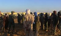 Mali suicide attack kills 40 fighters