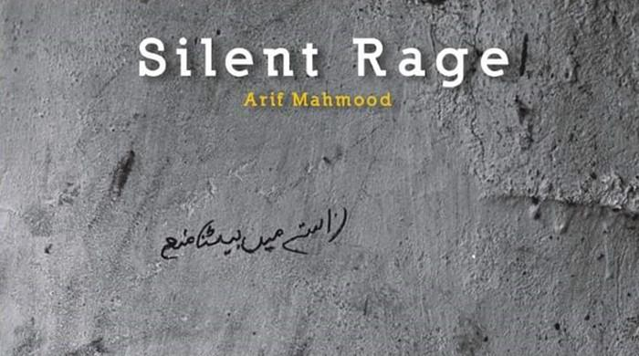 Silent Rage — photographic book and exhibition by Arif Mehmood