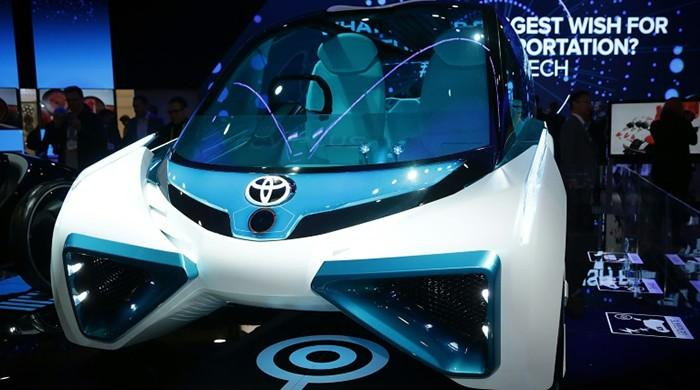 Firms push hydrogen as top green energy source