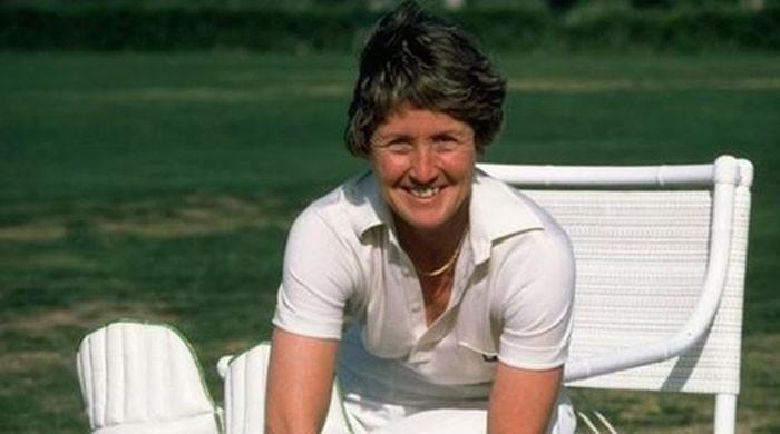 Former England women's captain Heyhoe Flint dies at 77
