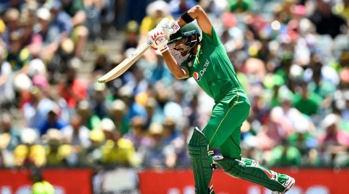 Babar Azam fastest Pakistani to reach 1000 ODI runs