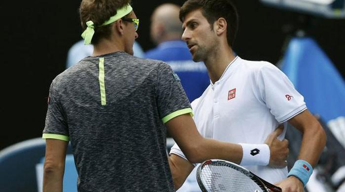 Djokovic stunned at Australian Open