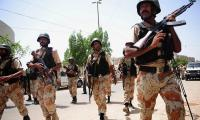 Sindh govt to extend Rangers' special powers today