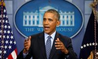 Obama to Trump: Keep Russia sanctions separate from nuclear talks