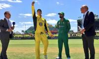 Australia win toss, bowl against Pakistan in third ODI