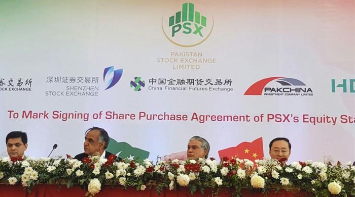 PSX stake sale deal to bolster Sino-Pak linkages: Ishaq Dar
