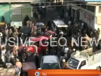 Special Report - At least 25 killed, over 30 injured in Parachinar market blast 21-January-2017