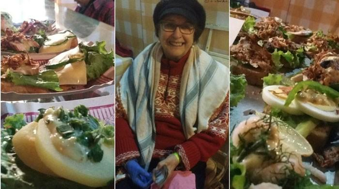 This Danish lady travels every year to delight foodies at Karachi Eat