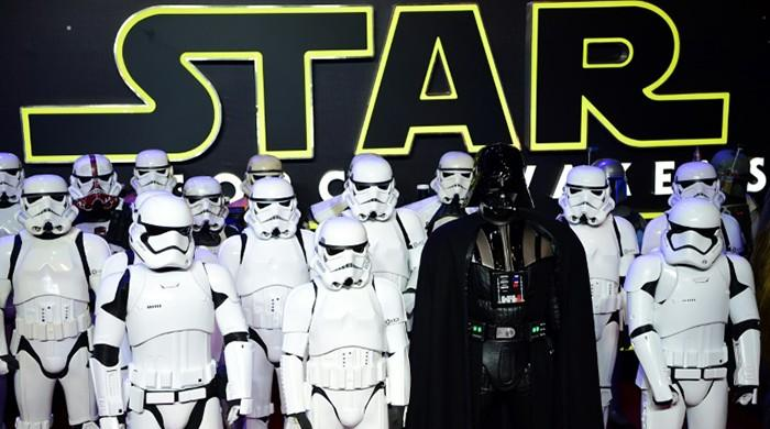 'Last Jedi' title reveal sends 'Star Wars' fans into tizzy