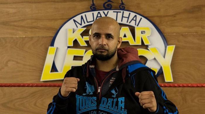 Boxer Mubzz Bajwa eyes 3 Guinness World Records to raise money for Edhi Foundation