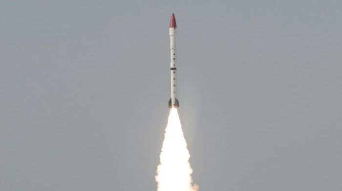 Pakistan conducts successful test of surface-to-surface 'Ababeel' missile