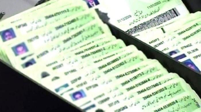 Nisar orders to suspend Nadra, Mastercard agreement