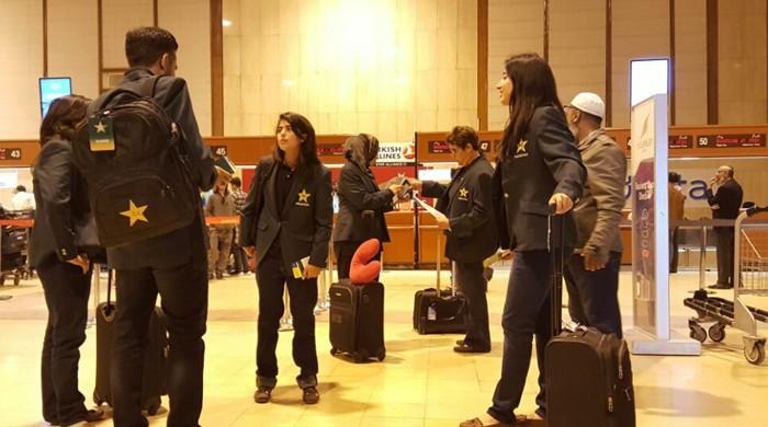 Pakistan Women Cricket team leaves for Sri Lanka to play World Cup Qualifiers