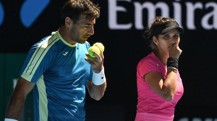 australian open mixed doubles