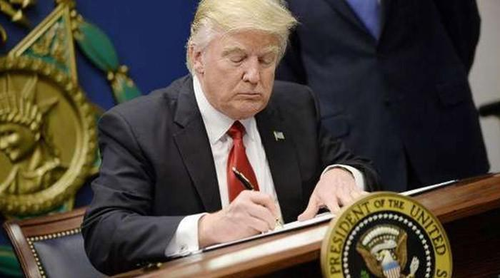 Full Text of President Trump's executive order on immigration