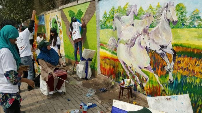 'Hara Punjab Bhara Punjab' campaign starts in Lahore