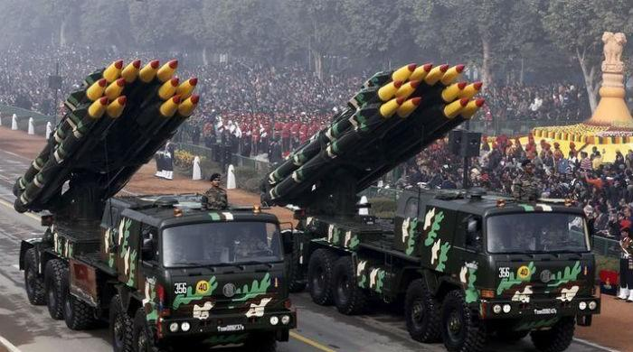 India increases defence budget by 10% to INR 2.74 trillion