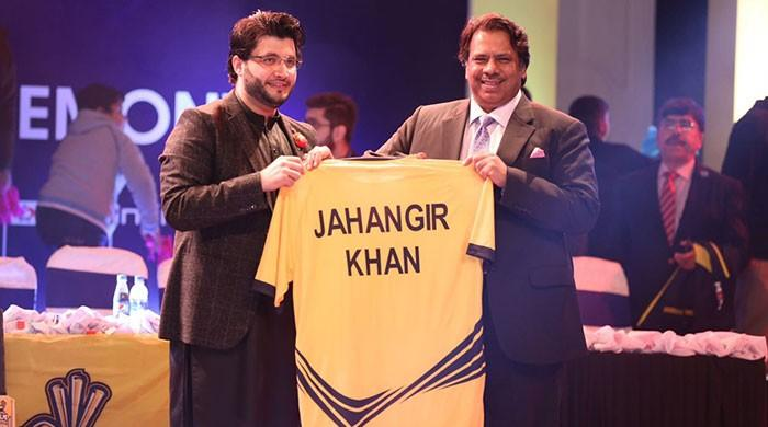 Zalmi introduce new kits for PSL 2017