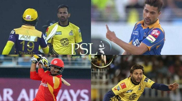 Looking back: Top 5 moments of PSL 2016