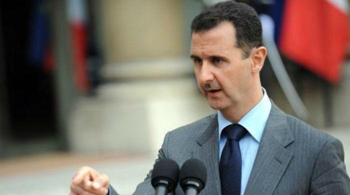 Syria's Assad views Trump as 'promising' on Daesh