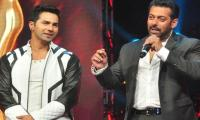 Salman wanted to slap me for calling him 'uncle': Varun Dhawan
