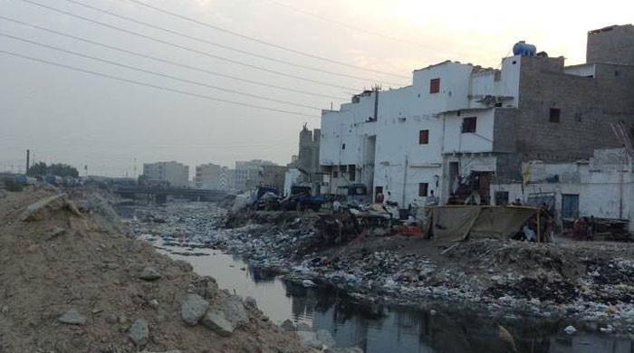Karachi, can you breathe?