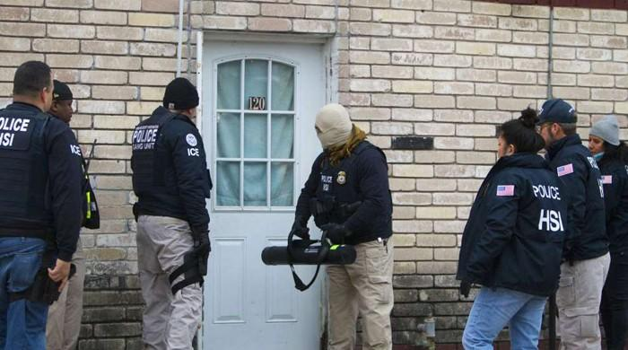 US federal agents conduct massive immigration enforcement raids in six states