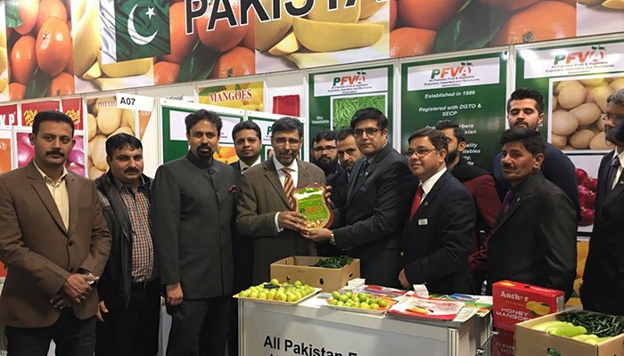 Pakistan showcases exports at fruit logistica 2017 - Mobeltown berlin ...