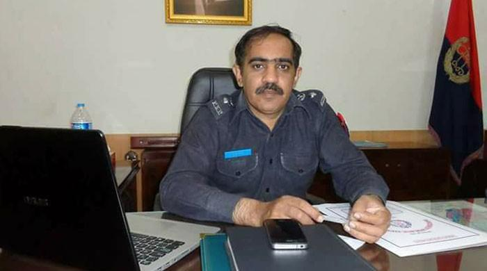 Martyred in the line of duty: SSP Zahid Mehmood Gondal