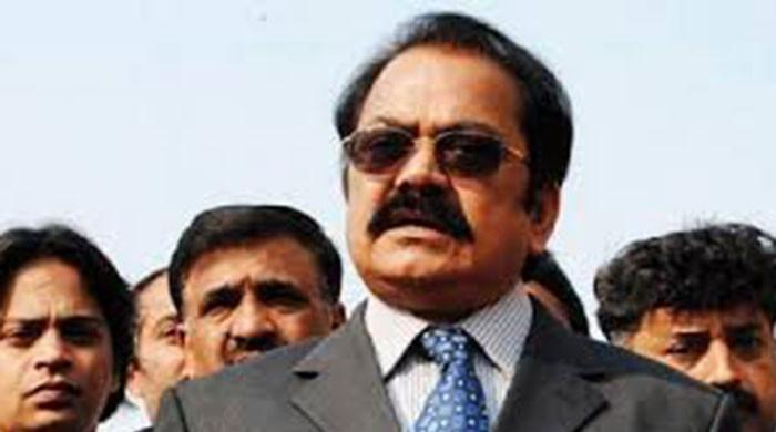 Lahore suicide bomber's intended target was CM Punjab meeting: Rana Sanaullah