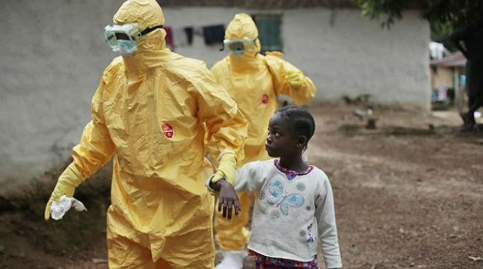 Small percentage of people spread most Ebola cases: Study