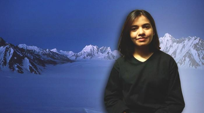 Mountain-climber Samiya Rafiq is conquering peaks and stereotypes