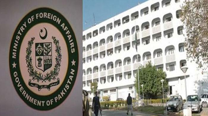 Pakistan raises concern over attacks from terrorist sanctuaries in Afghanistan