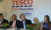 Tesco products launched in Pakistan