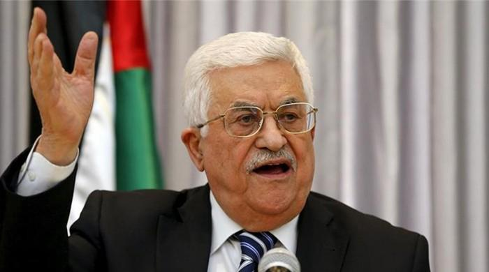 Palestinians tell Trump they are still committed to two-state solution