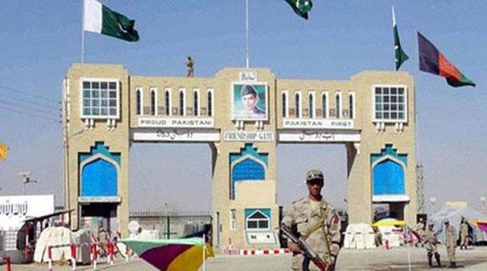 Security concerns prompt closure of Pak-Afghan border